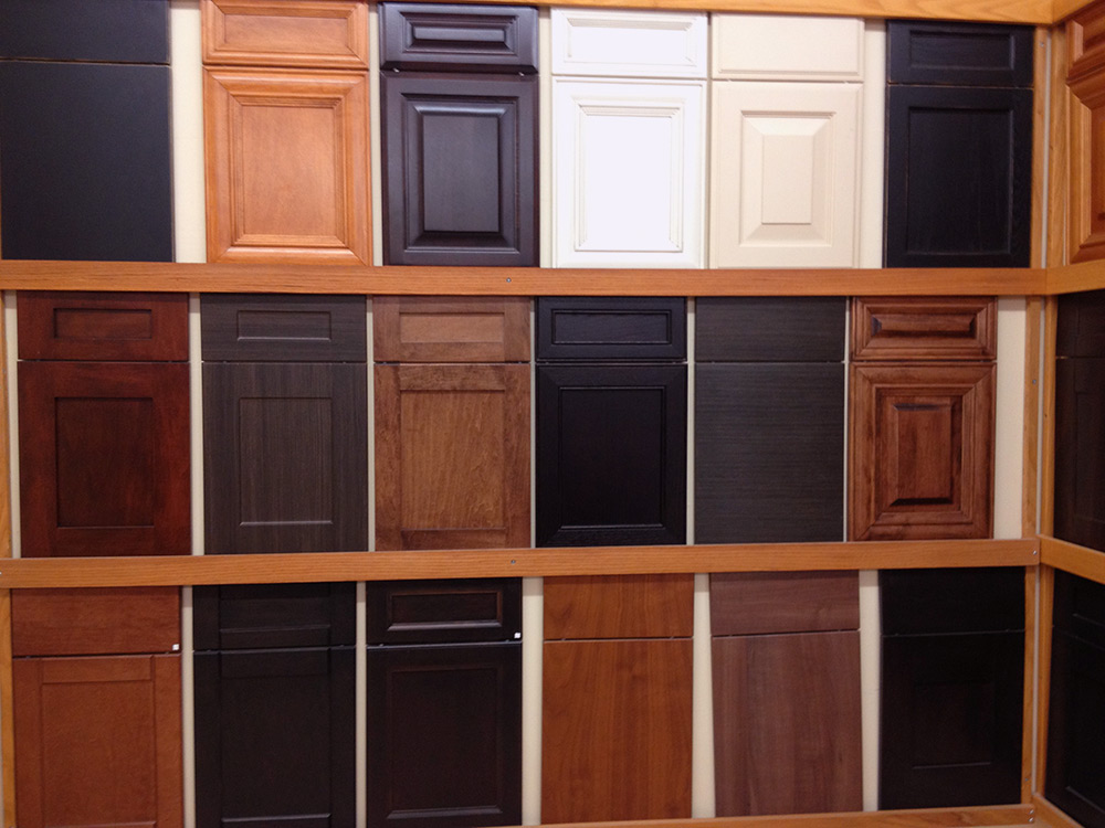 We Have A Wide Selection Of Cabinets In A Variety Of Styles And Finishes.  To View Our Selections And Start Planning Your Space Please Visit Our  Showroom ...